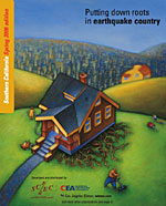 Putting Roots Down In Earthquake Country