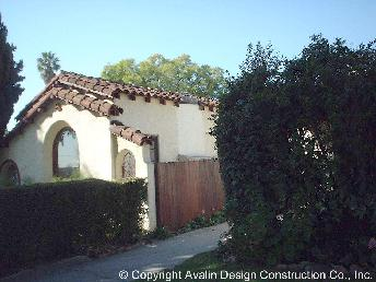 This brick chimney was damaged by the 1994 Northridge earthquake